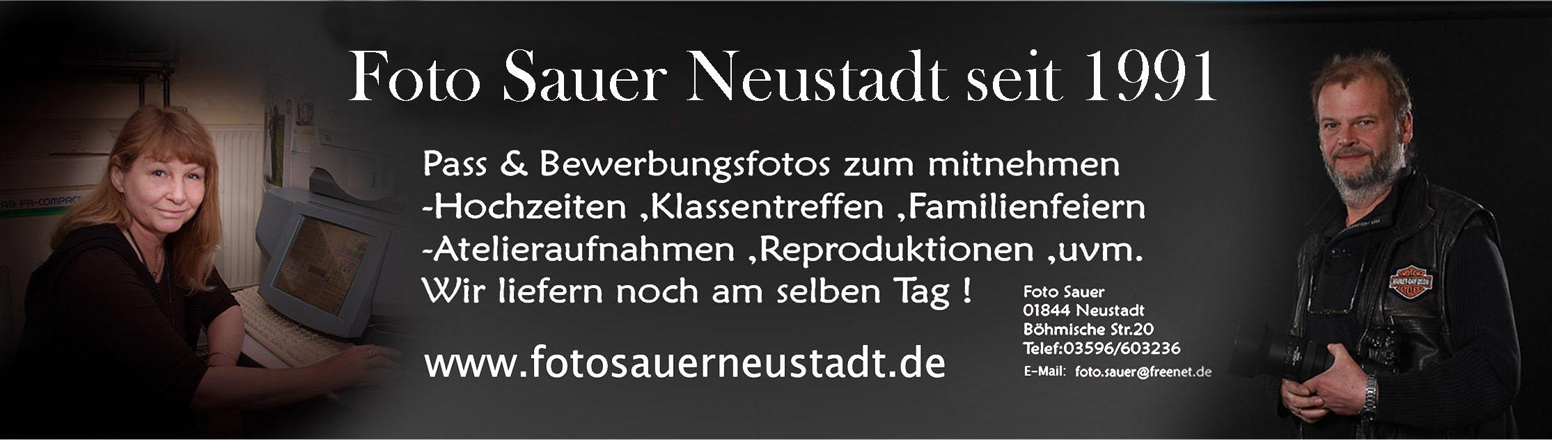 Foto Sauer Neustadt Böhmische str.20 Telfon 03596/603236